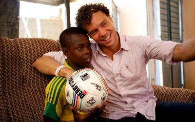 'Tsjaad heeft mijn hart gestolen'- Daan Meurer