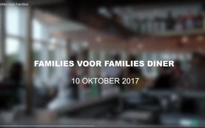 Video: een bijzondere avond met Families voor Families