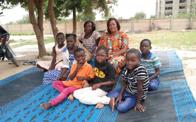 Kinderen staan voor hoop – SOS moeder Claudette uit SOS kinderdorp N'Djamena in Tsjaad